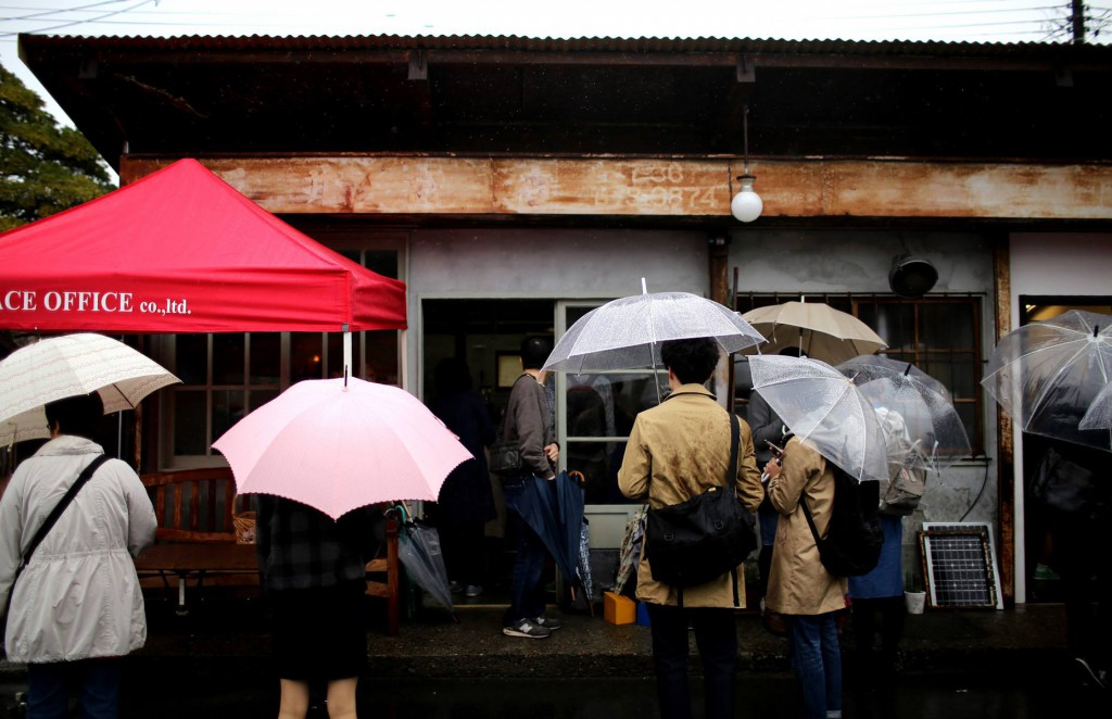 午前8:00 HOSHINO Koffe Open!
