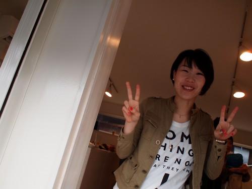 Nemon長谷部さんはずっとアクセサリーを作り続けていました。