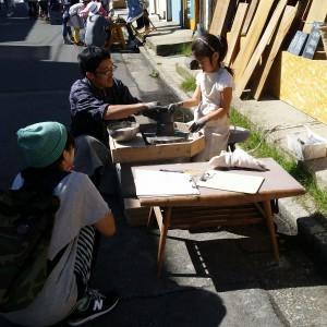 2015.10.4 陶芸体験
