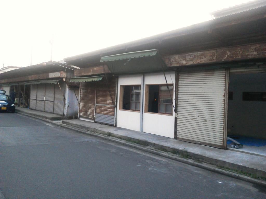 2012年の店舗の様子