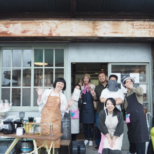 チーム「煮~るヤング」@ホシノコーヒー