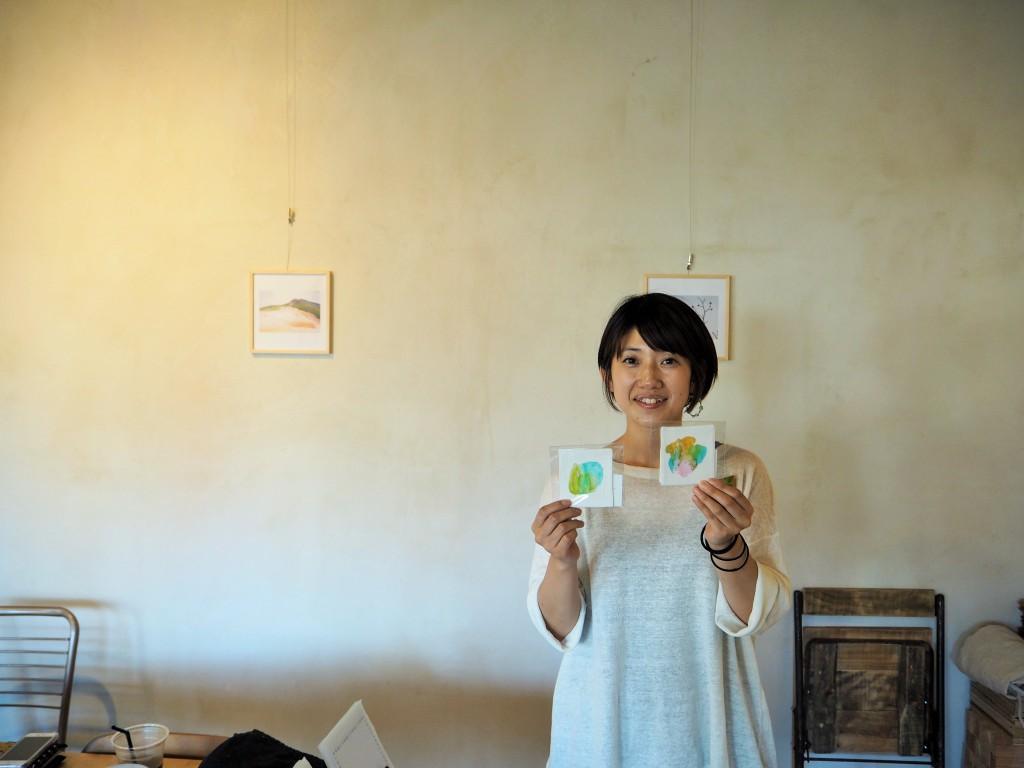 野田さん山梨からはるばるありがとうございました!