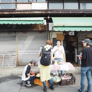 タンコンさんの野菜は大人気!