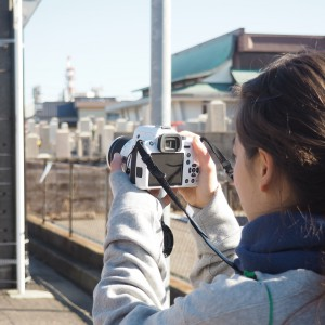 今回はカメラマンサポーターが!