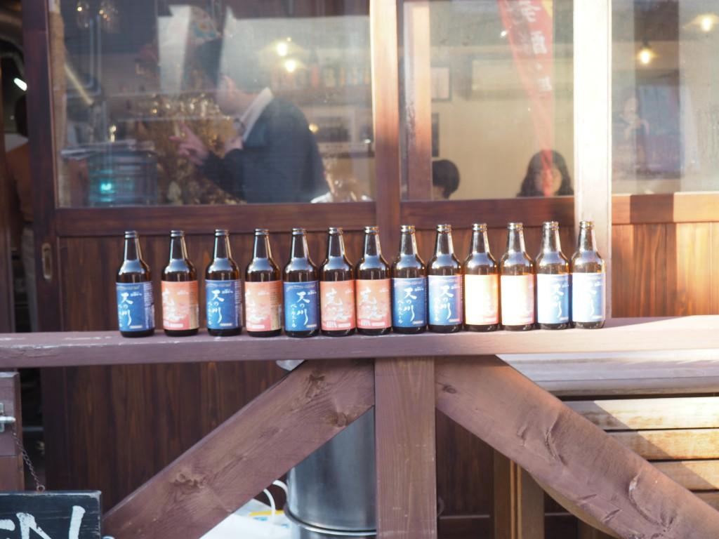 沼垂ビール、大人気!