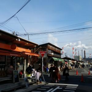 長屋×青空×煙突=サイコーの風景!
