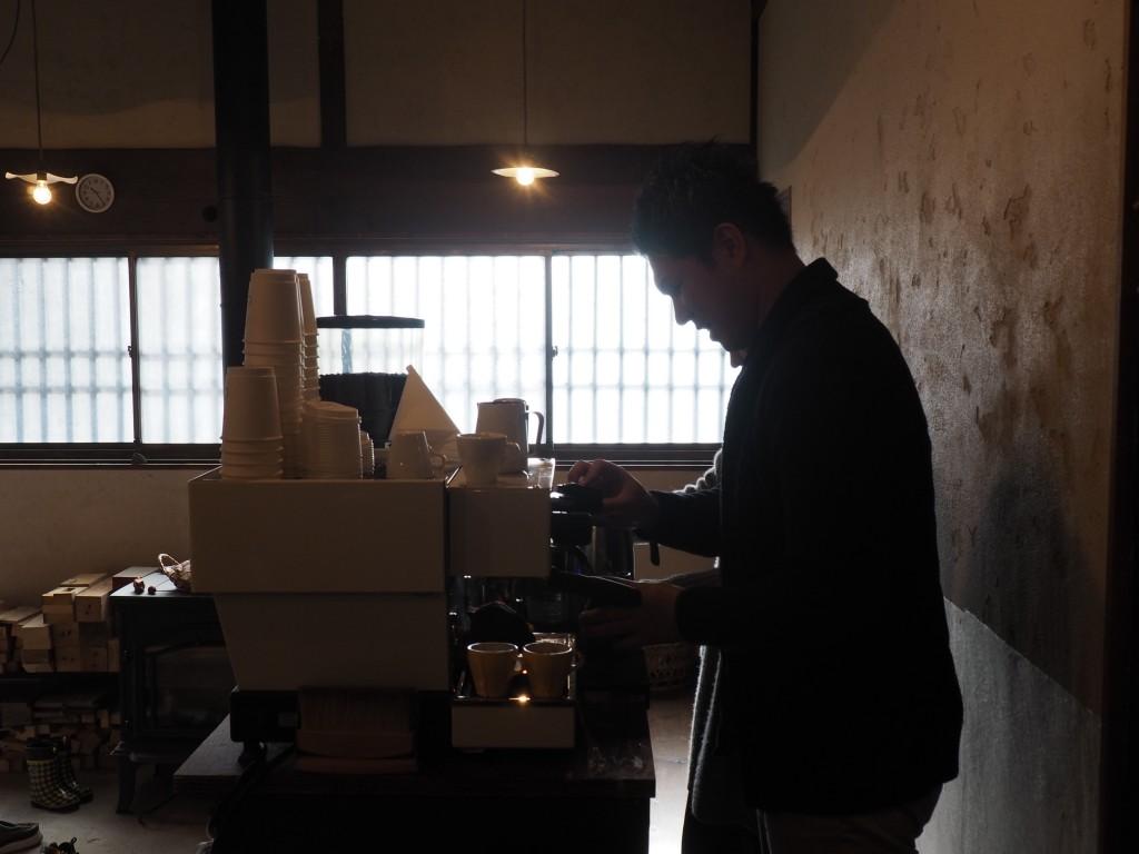 なりカフェもこの日が最後。