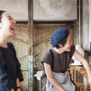 エフサン小倉さんと、なり理絵さん